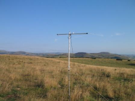 SOTA Beam on Linton Hill