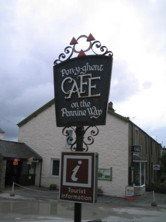 Pen-y-ghent Cafe
