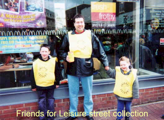 Friend for Leisure street collection