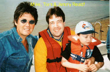 Mike, Tom & Jimmy Read!