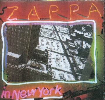 Zappa In New York, 1977